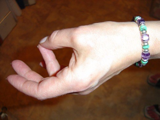 The Starting Hand Position