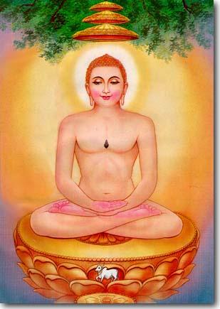 Thirthankara Rishabh Deva,the first thirthankara