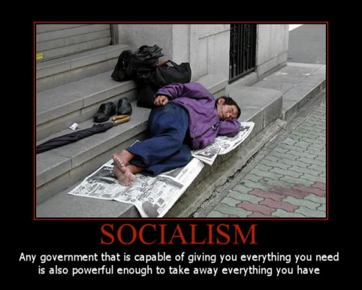 The Government Owns You