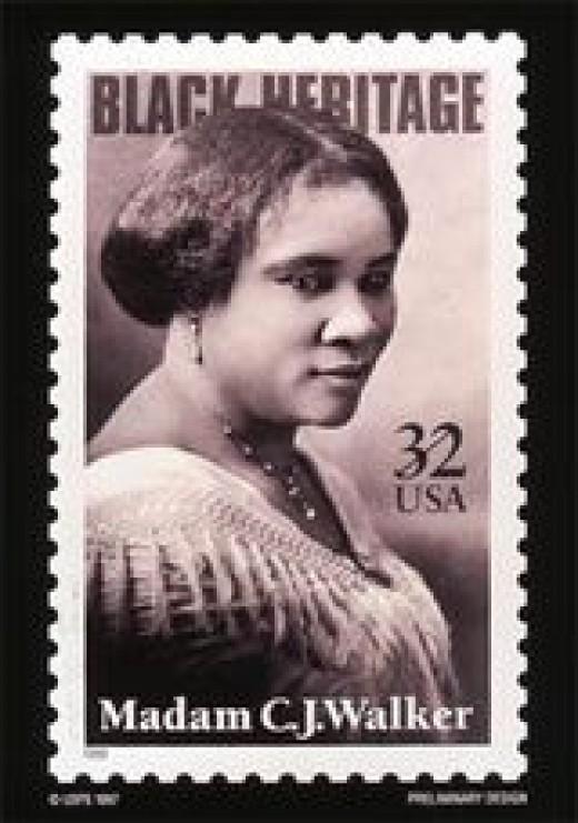 Madam C.J. Walker, Self-made Millionaire