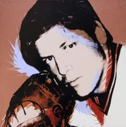 Even pseudo-celebrities like baseball star Tom Seaver got the Warhol treatment