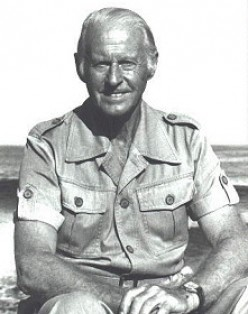 Explorer Thor Heyerdahl