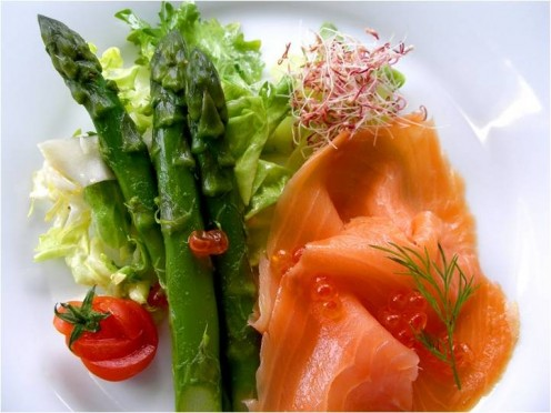 Smoked Salmon Is A Great Low Calorie Food
