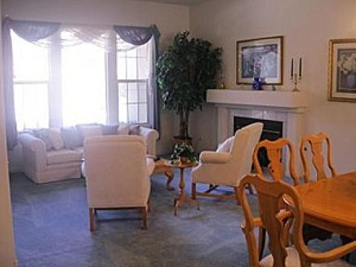 Pretty Ordinary Living Room