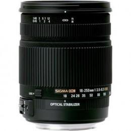 Sigma 18-250mm All Around Lens