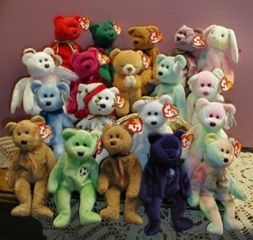 where to sell old ty beanie babies. Black Bedroom Furniture Sets. Home Design Ideas