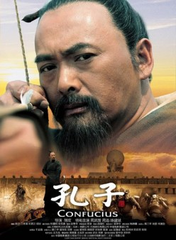 Chow Yun Fat as Confucius The Movie