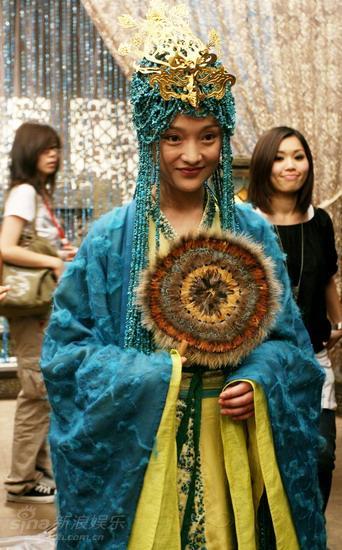 Zhou Xun as Nan Zi