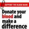 Give the Gift of Life -- Donate Blood!