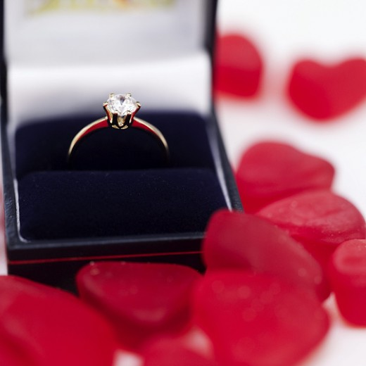 Valentine's Day is second most popular date for marriage proposals