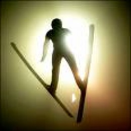 Perfect Ski Jumping Form