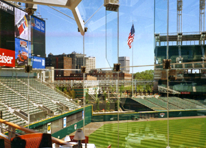 The Terrace Club at Jacobs Field (Progressive Field)