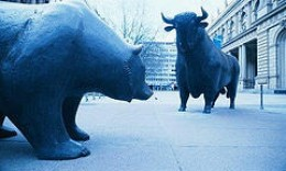 Bulls and Bears of the Stock Market