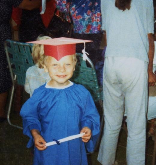 graduating Head Start