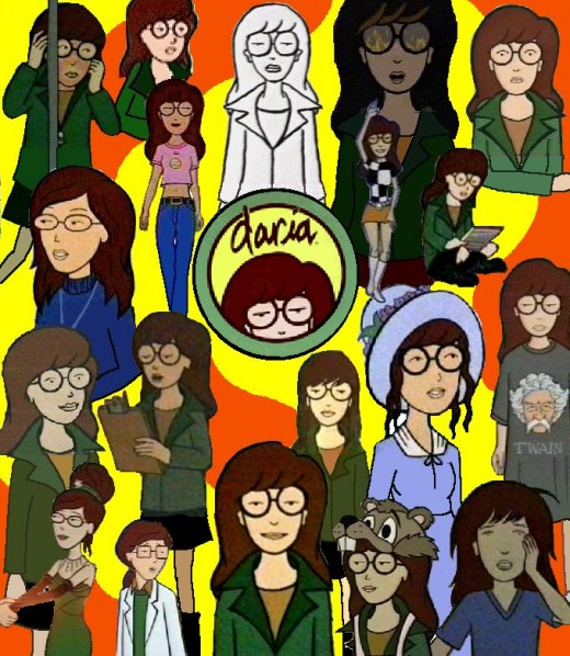Daria, in a way, represents the inner angst in all of us. Photo Courtesy of Outpost-Daria