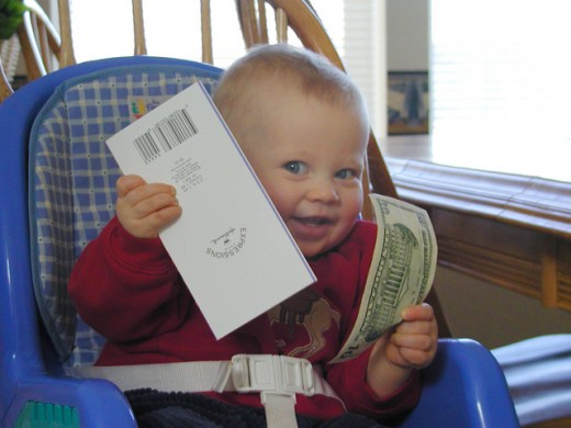 Kids need to learn about money early. Image: Morguefile.com