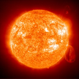 THE SUN IS THE SOURCE OF ALL LIFE ON THE EARTH
