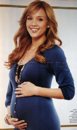 Pregnancy - The most beautiful time for Jessica Alba and also for millions of mothers around the world.