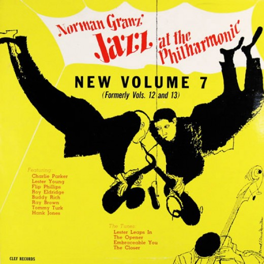 Jazz at the Philharmonic, Volume 7
