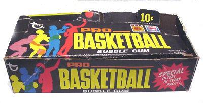 Scarcest Basketball Box of the 1970's