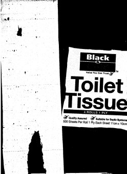 Review The quality of Toilet papers-