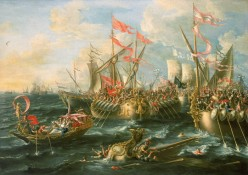 The Battle of Actium