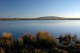 Dozmary Pool, on Bodmin Moor, where it has been long speculated that Xcalibur was thrown after Arthur's death