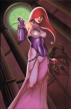 More Beautiful Comic Book Women
