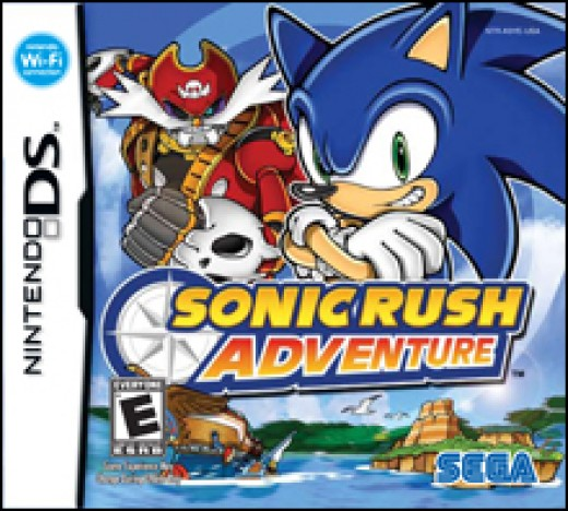Sonic Rush Adventure retains the classic sonic gameplay with some brand new adventures in one of the best DS Games.