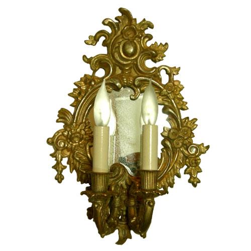 A Decorative Sconce