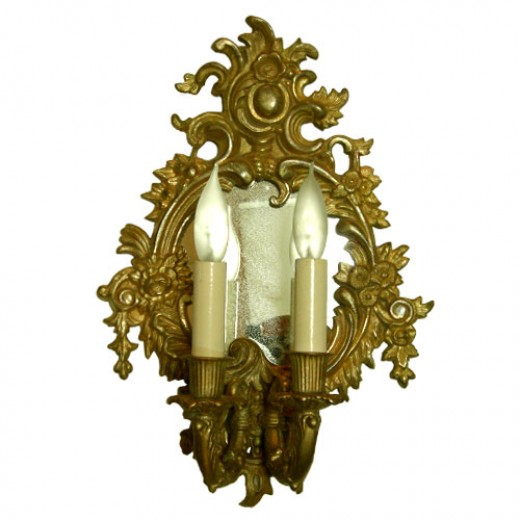 A Decorative Sconce