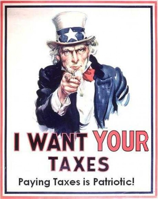 The IRS will say anything to get your money.