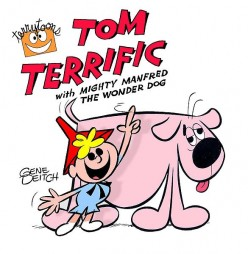 Crabby Appleton was a grumpy character on the Tom Terrific cartoon show long ago. See the video below.
