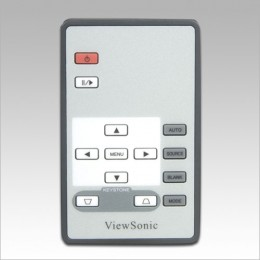 The PJ503D comes with a remote control