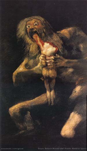 Did Goya really paint the Black Paintings?