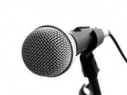 Your microphone awaits!