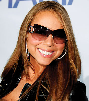 Mariah Carey (heart face shape)