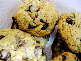 Oatmeal Cookie with Choco Chips (Photo from Flickr)