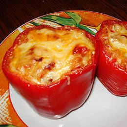 Stuffed Bell Pepper (Photo from Flickr)