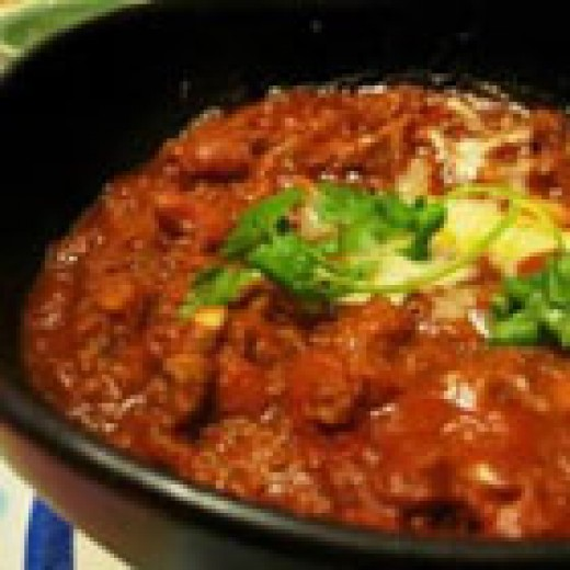 Chili Con Carne (from Allrecipes)