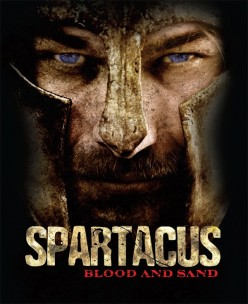 Spartacus - Blood and Sand: STARZ TV Series Review