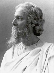 Rabindranath Tagore, Writer of The Indian National Anthem