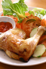 Roasted Chicken (Photo from Flickr)