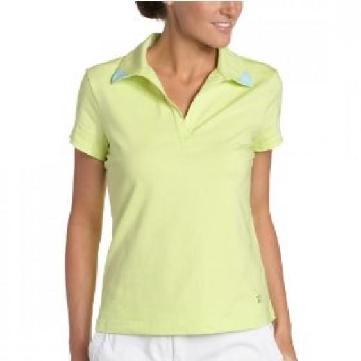 Preppy Polo Shirt