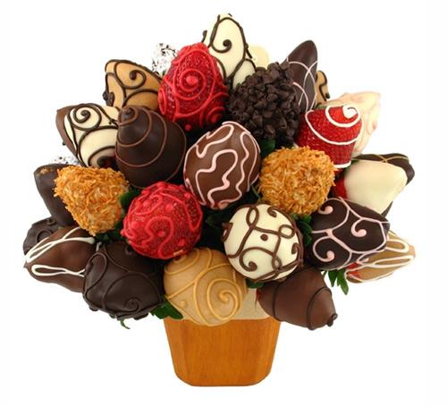 Gourmet Hand Dipped Chocolate