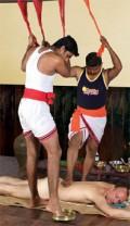 Vigorous Kerala Massage