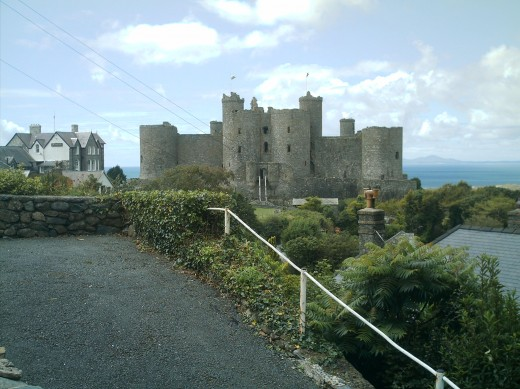 . In 1404 Harlech castle was taken by Welsh leader Owain Glyn Dwr who proceeded to hold a parliament there