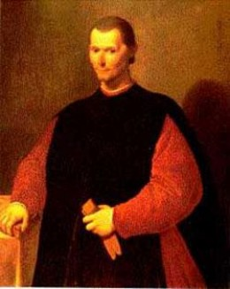 Niccolo Machiaveli