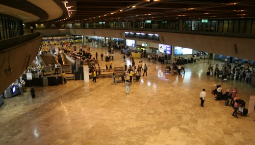 NAIA terminal