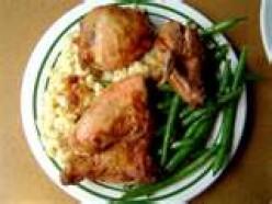 Chicken Breast Parmesan